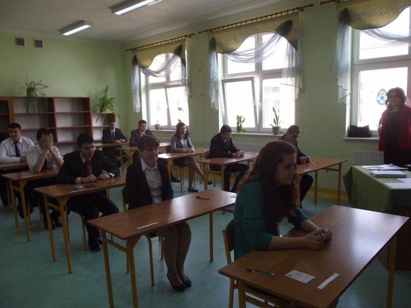 egzamin gim 8