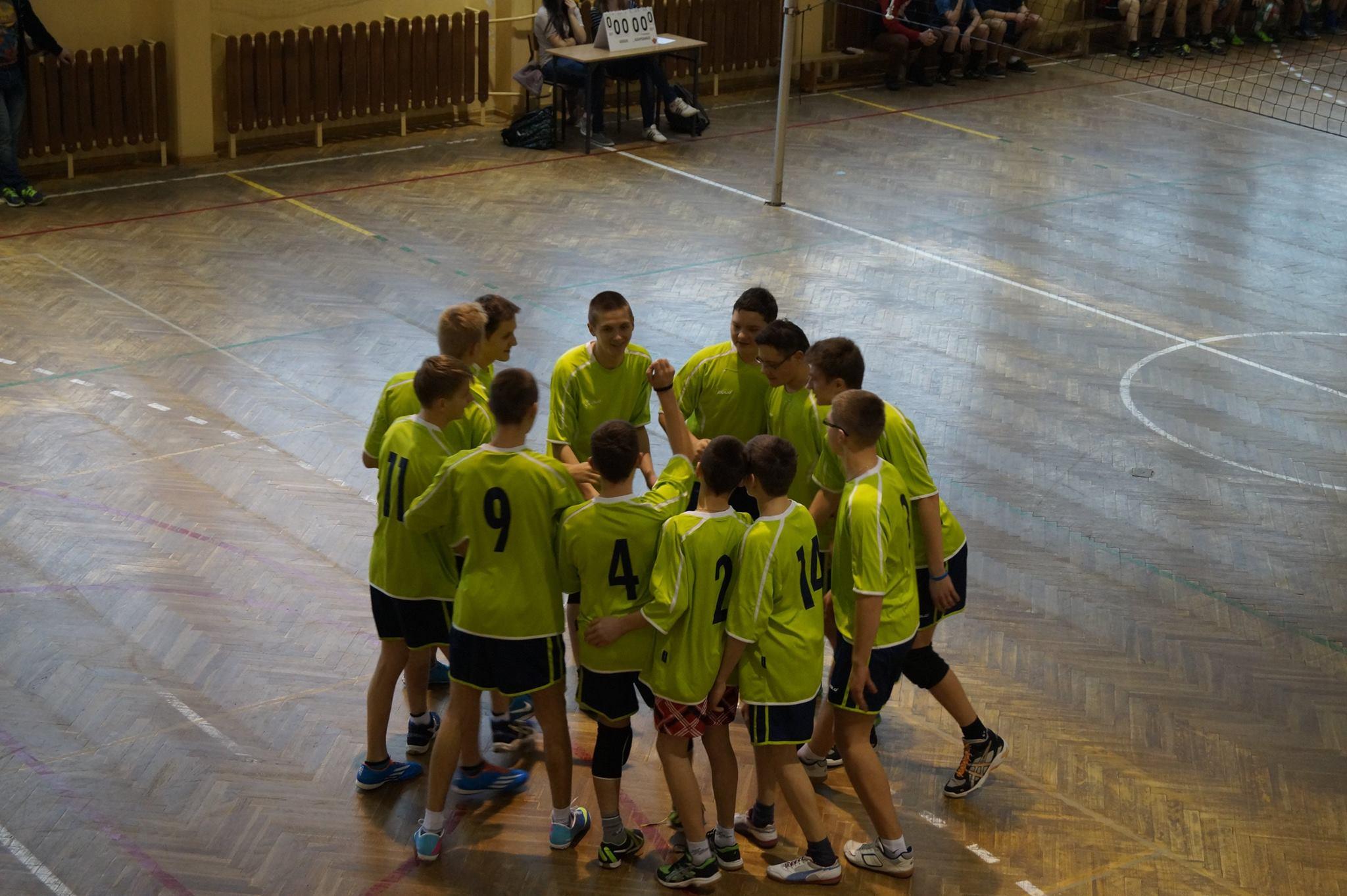 Turniej Piłki Siatkowej 4