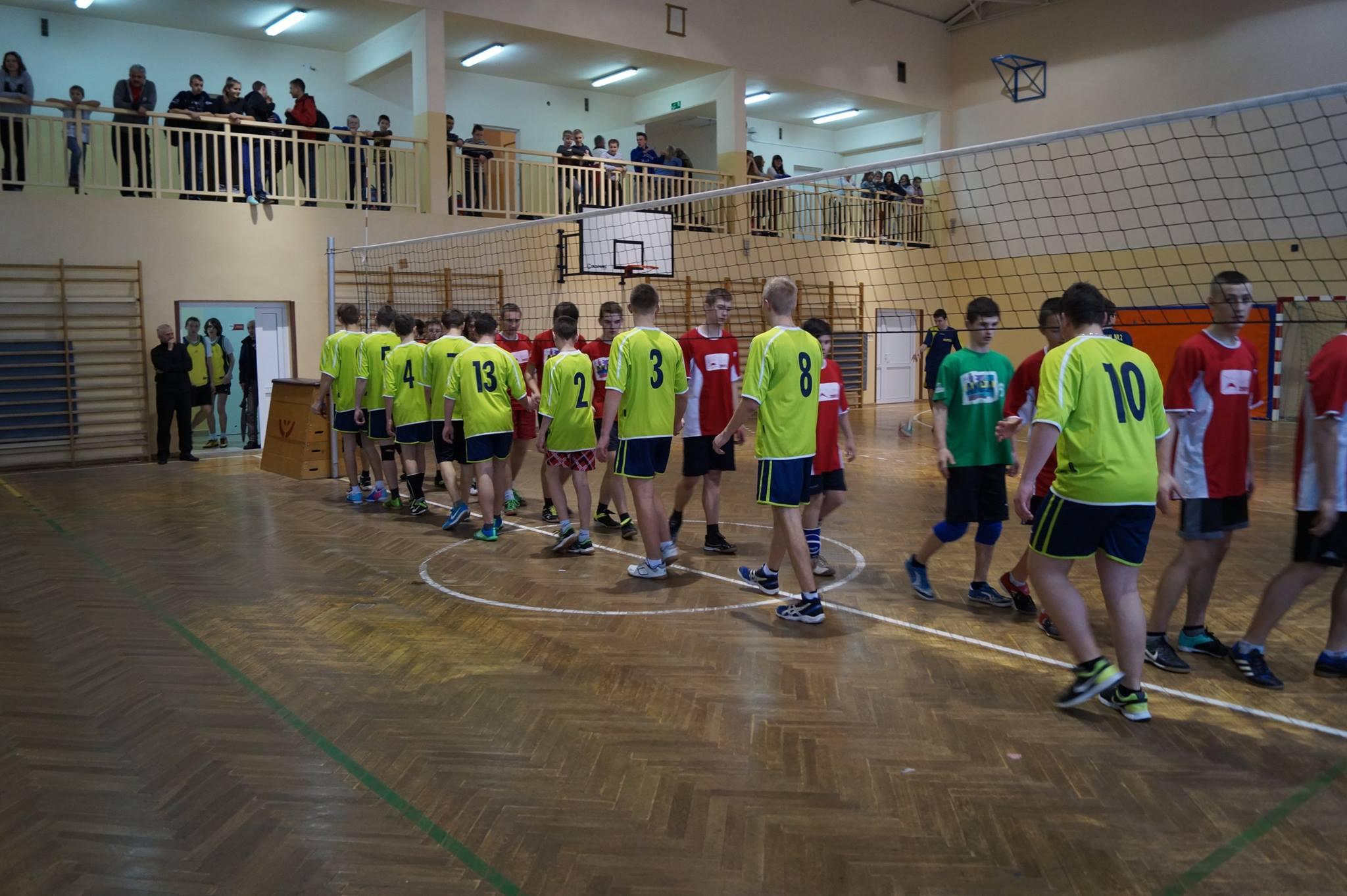 Turniej Piłki Siatkowej 6