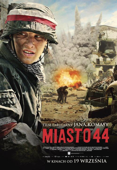 Miasto 44 plakat